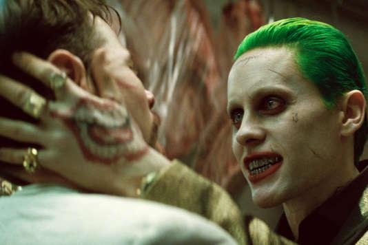 Jared Leto dans« Suicide Squad», de David Ayer.