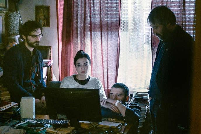 « Sieranevada », film roumain de Cristi Puiu.