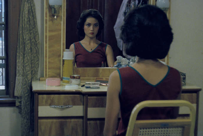 Lin Hsiu-ling dans « Les Garçons de Fengkuei » (1983), de Hou Hsiao-hsien.