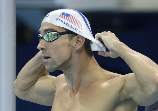 Michael Phelps sera le porte-drapeau de la délégation amércaine aux Jeux de Rio.