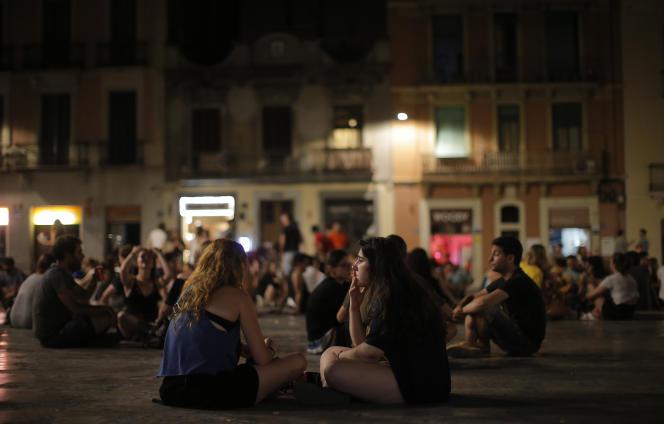 L'été à Barcelone
