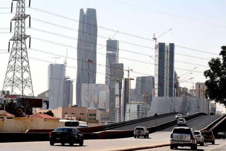 Riyad, la capitale saoudienne, où Mbayang Diop a été arrêté et est emprisonnée.