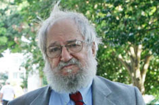 Seymour Papert, en 2006.
