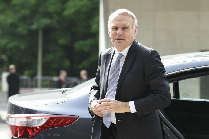 Le ministre français des affaires étrangères Jean-Marc Ayrault, en juin 2016