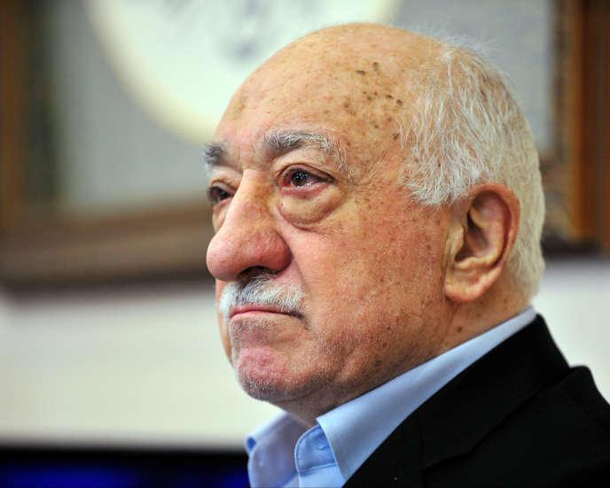 Fethullah Gülen, en Pennsylvanie le 17 juillet.