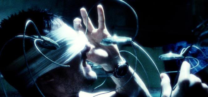 Tom Cruise dans «Minority Report» de Steven Spielberg (2002).