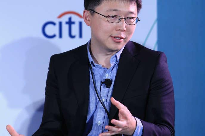 L'Américain Feng Zhang, biologiste au Broad Institute du MIT-Harvard.