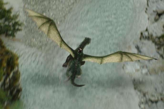 Oakes Fegley dans le film américain de David Lowery, « Peter et Elliott le dragon».