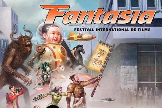 L'édition 2016 du festival Fantasia s'est déroulée à Montréal du 14 juillet au 3 août.