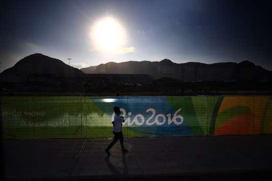 Le soleil se lève sur Rio 2016.