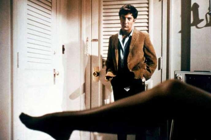 Dustin Hoffman dans «Le Lauréat», de Mike Nichols.