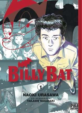 Urasawa revisite l'histoire de l'humanité par le prisme d'une chauve-souris fantastique dans Billy Bat, son oeuvre la plus ambitieuse.