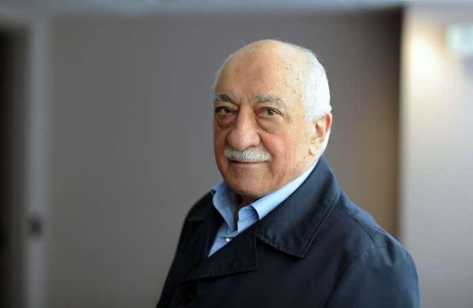 Le fondateur du mouvement Hizmet, Fethullah Gülen, le 24 septembre 2013