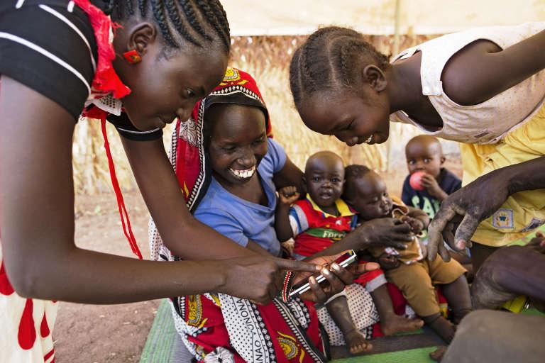 Seulement 24.9 % des 635 millions d'habitants du continent ont un accès à Internet