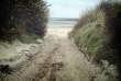 Sur l'île de Batz, dans le Finistère.