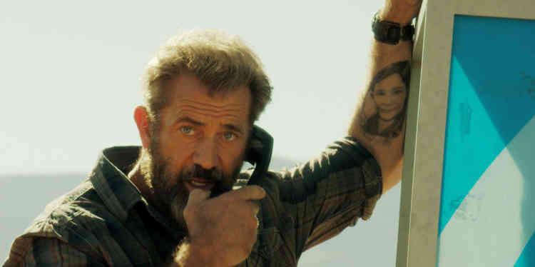 Les journalistes de la rubrique Cinéma du « Monde» n'ont pas pu voir, avant sa sortie en salles, ce film d'action qui marque le retour de Mel Gibson sur les écrans.