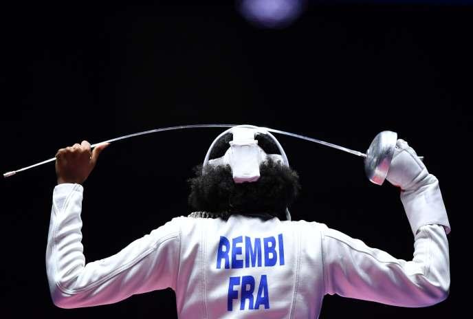 L'épéiste Lauren Rembi a réalisé une belle compétition samedi à Rio mais a terminé quatrième.
