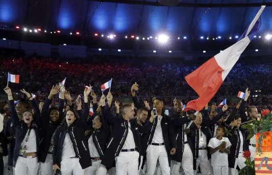 Teddy Riner a mené la délégation française vers son meilleur bilan olympique depuis plus d'un siècle.