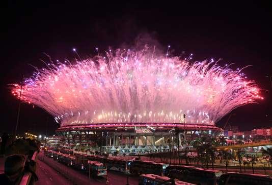 Les Jeux paralympiques débutent une semaine après la clôture des Jeux olympiques.