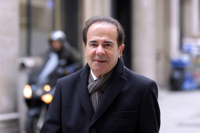 Roger Le Loire le 29octobre2012 à Paris.