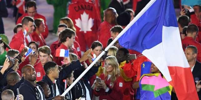 Porte-drapeau aux Jeux olympiques, une fonction très masculine