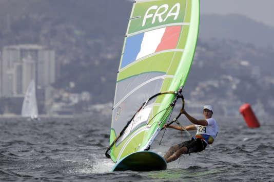 La FrançaiseCharline Picon, le 12 août à Rio.