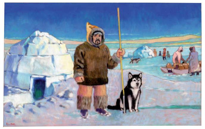 Voyage Au Bout De L Inuit Chez Les Nouveaux Hommes