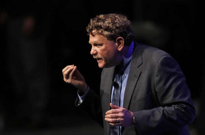 Eric Lander, professeur de biologie au Massachusetts Institute of Technology (MIT).