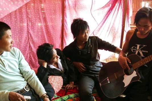 Photogramme extrait du film de Midi Z, «Return to Burma».