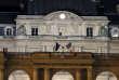 Le Palais-Royal, qui abrite le Conseil d'Etat, à Paris.