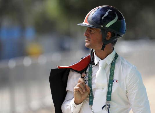 Karim Laghouag, le 9 août, à Rio.
