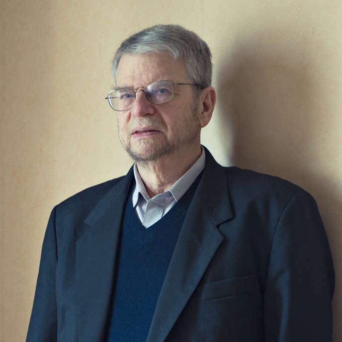 Arthur Goldhammer à Paris, en février 2015.