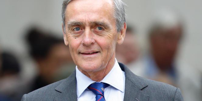Gerald Cavendish Grosvenor, le 10juin 2016, à Londres.