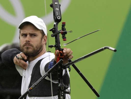 Jean-Charles Valladont, le 12 août à Rio.
