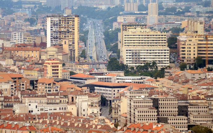 Marseille, en septembre 2012.