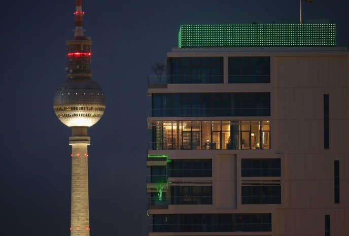 Berlin était célèbre il y a quelques années pour son statut de «capitale pas chère».