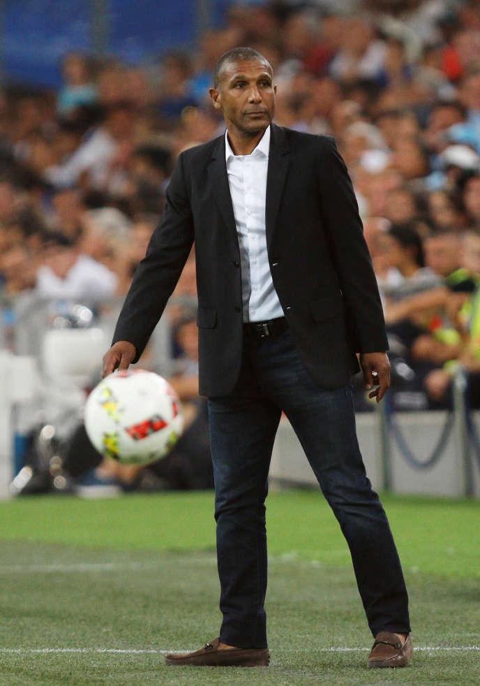 Franck Passi le 14 août 2016.