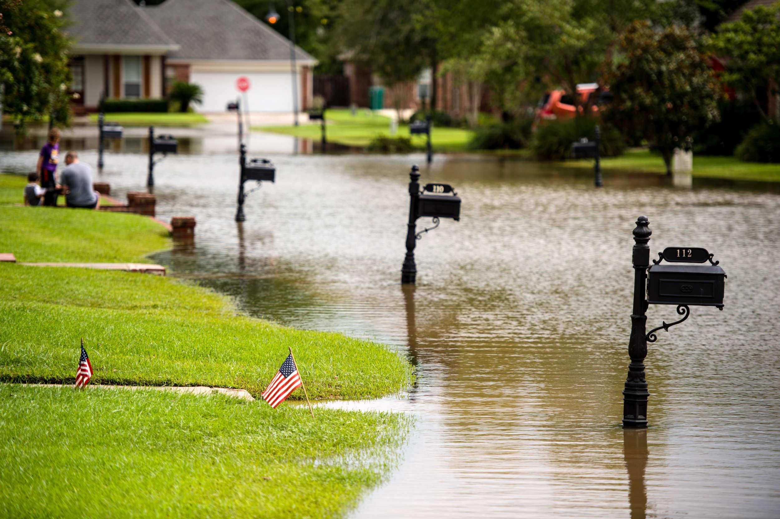 L'état de catastrophe naturelle décrété le 14aoûtpermet de débloquer des fonds fédéraux pour aider les principales villes touchées.