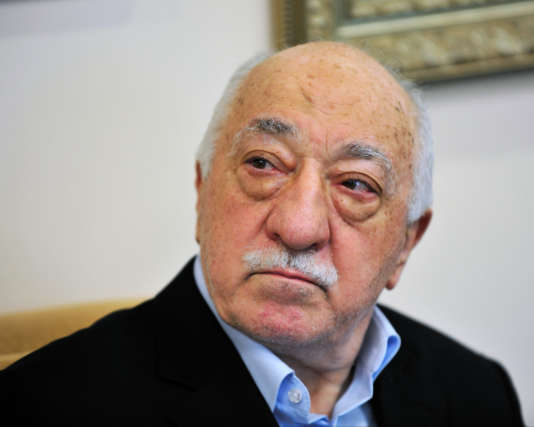 Le prédicateur Fethullah Gülen à Saylorsburg (Pennsylvanie), en juin 2016.