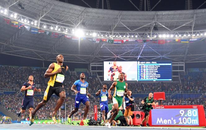 Usain Bolt va désormais tenter de conquérir une troisième médaille d'or olympique sur 200 m, sa distance favorite.