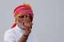 """«La """"démonétisation"""", qui affecte 85 % des coupures en circulation, est une décision sans précédent, que ce soit en Inde ou presque partout ailleurs, et c'est certainement la mesure la plus audacieuse de M. Modi à ce jour». (Photo : le premier ministre Narendra Modi s'adresse à la nation le jour de l'Indépendance indienne, à New Delhi, le lundi 15 août)."""