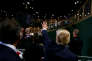 Donald Trump durant un rassemblement de campagne à Kissimmee (Floride) le 11 août 2016.