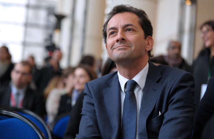 L'essayiste Hakim El Karoui (ici en décembre 2013 à Paris) a présentéle 21 janvier 2019 son projet d'Association musulmane pour l'islam de France.