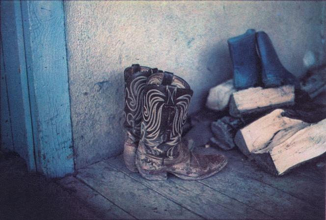 Nouveau-Mexique, 1982.