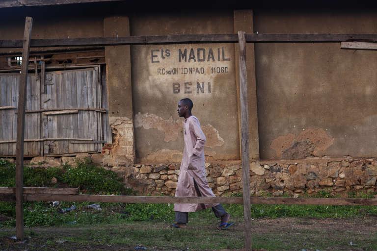 Beni, à l'est de la République démocratique du Congo.