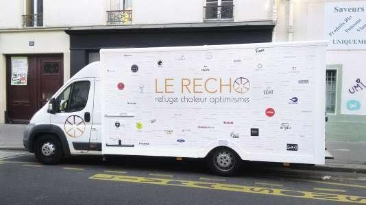 Les cuisinières du projet solidaire Le Recho prévoient de rester àLa Linière jusqu'en septembre.