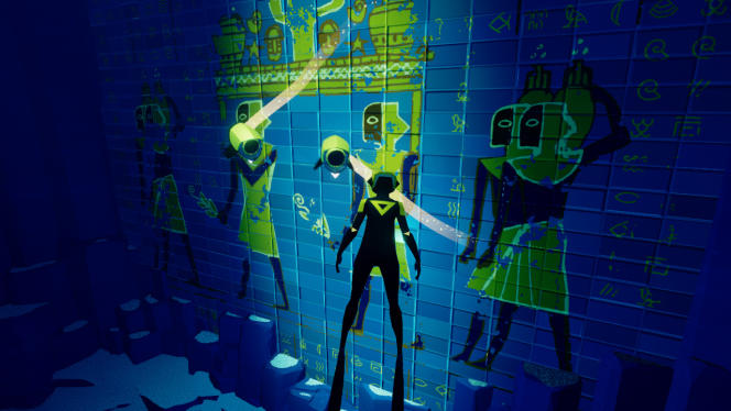 Le monde aquatique d'«Abzû» se double d'une étonnante mythologie muette.