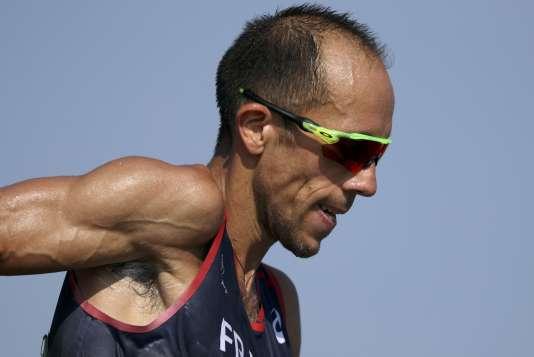 Yohann Diniz, le 19 août, à Rio.