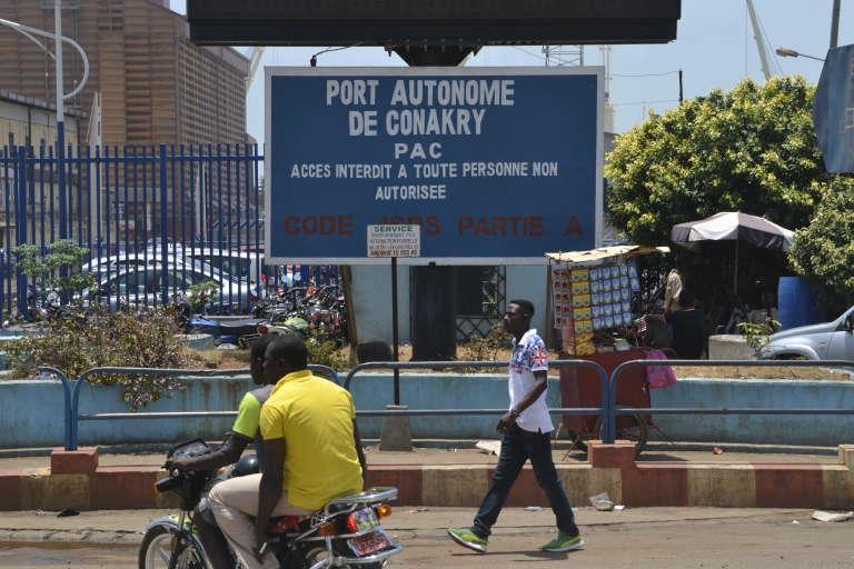 port maudit