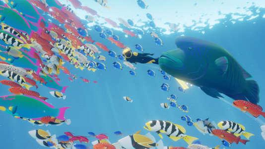 «Abzû» est la suite spirituelle de «Journey», jeu d'exploration minimaliste et poétique.